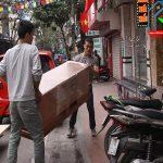 Quy trình vận chuyển đồ đạc của chuyển nhà thịnh vượng