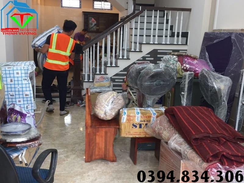 chuyển nhà giá rẻ chất lượng tại Hải Phòng