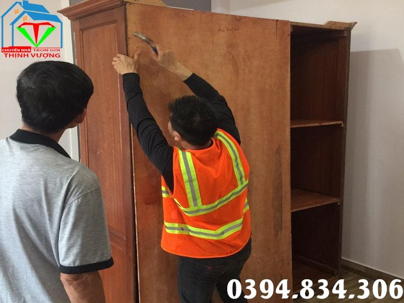 lắp đặt nội thất chuyển nhà trọn gói hải phòng